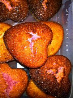 Financiers for my valentine sur Cultivez-moi !    http://cultivez-moi.blogspot.fr/2012/02/financiers-for-your-valentine.html