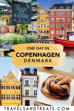 One Day in Copenhagen: What to Do in Copenhagen in One Day | The Perfect 24-hour Copenhagen Itinerary | What to See in Copenhagen, Denmark