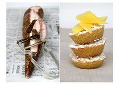 Tortine con manioca e mango - Il Cavoletto di Bruxelles