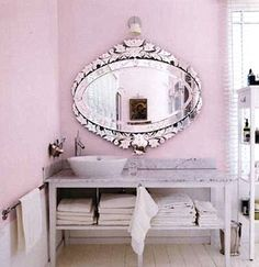 *bellaMUMMA {life is beauty-full}: home inspiration: THE PALEST PINK