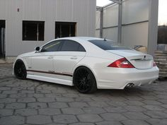 Prior Design Mercedes-benz CLS CLS500 CLS600