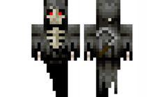 minecraft skin Mr-Death