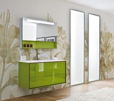 As featured in Utopia Kitchen & Bathroom May 2014 Bathroom furniture by Oasis from Alchemy Design Award. Featured in Lime Green www.alchemyaward.com Subscribe www.utopiamag.co.uk or download the App today for free  #bathrooms #design #utopialoves #utopiamag