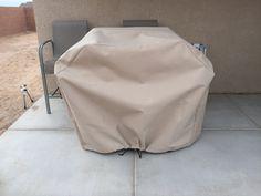 Sunbrella BBQ Cover