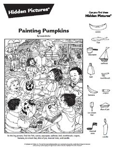 phonics find the hidden picture Hidden Object Puzzles, Hidden Picture Puzzles, Hidden Objects, Coloring Sheets, Coloring Books, Coloring Pages, Fun Worksheets, School Worksheets, Halloween Door Decorations