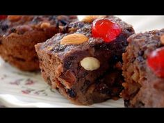 Bread and butter pudding (puddina) - Maltese Cuisine - YouTube