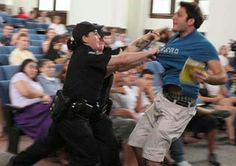 Police Brutality Cases Rise 25% Since 9/11
