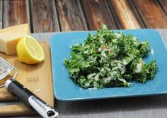 I've tried a lot of kale salads. If it's on the menu, I have to try it. One of my very favorite kale salads is from a local restaurant here in Richmond called Tazza Kitchen. (They have a few other locations around Virginia and one in North Carolina!) It's where we went the day after …