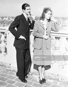 The Duke and Duchess of Alba leaning on a railing, Palm Beach, Florida Get premium, high resolution news photos at Getty Images Duke And Duchess, Rough Cut, Still Image, Palm Beach, The Twenties, The Past, Couple Photos, Lady, Spanish