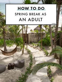 13 spots to do a Spring Break girls trip as an adult. 13 spots to do a Spring Break girls trip as an adult. Denmark Travel, Poland Travel, Norway Travel, Canada Travel, France Travel, Germany Travel, Bolivia Travel, Colombia Travel, Belize Travel