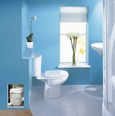 Elegant How to Install An Upflush toilet In Basement