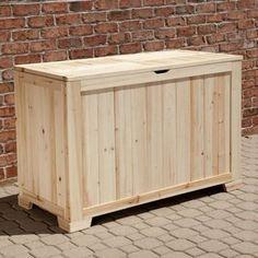 Concord Cedar Deck Box 150