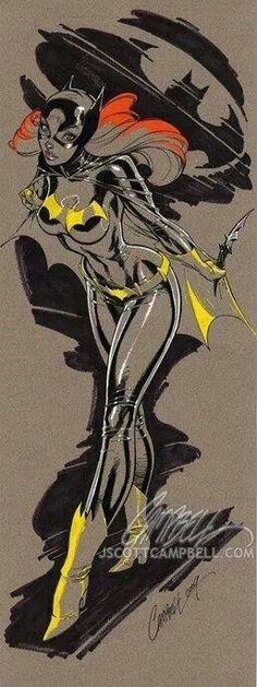 Love this Batgirl.