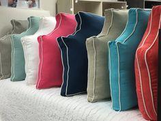 Headboard Pillow - Dani Natural