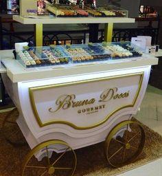 Quiosque Bruna Doces Gourmet - Shopping Iguatemi Florianópolis