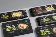 Cardinal Meals & Noodles on Packaging of the World - Creative Package Design Gallery