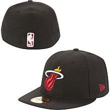 New Era Miami Heat 59FIFTY Fitted Hat - NBAStore.com