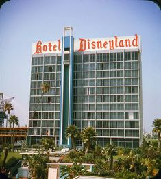 Disneyland Hotel - Tower
