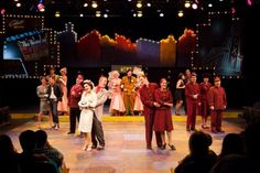 Janell Berte's Photo - Share Musical Theatre Photos, Videos, Costume and Sets, Theatrical Advice, Musical How-tos with theater and stage professionals around the world on MTI ShowSpace Music Theater, Theatre, Guys And Dolls, Musicals, Stage, Advice, Costume, Concert, Videos