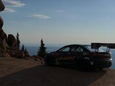 Pikes Peak en spectateur
