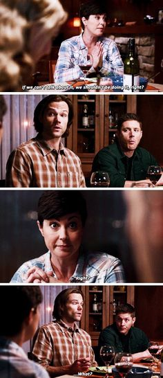 GIFSET - 11x12 Don't You Forget About Me