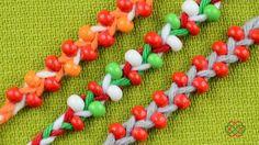 How to Make Beaded Friendship Bracelet (Easy and Fast) « Jewelry bracelet easi, friendship bracelets