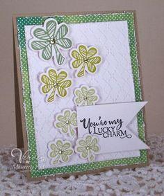 You're my Lucky CHARM!  http://buttonsandbling.blogspot.com/