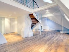 Ultra Modern Penthouse in Stockholm