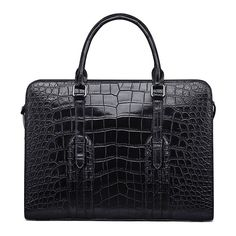 Luxury Alligator Business Bag, Alligator Leather Briefcase for Men Leather Duffle Bag, Leather Laptop Bag, Leather Luggage, Leather Briefcase, Lv Luggage, Laptop Bags, Duffel Bag, Business Briefcase, Briefcase For Men