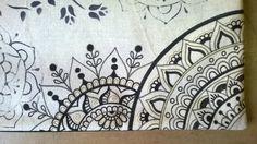 Capa para Almofada Mandalas