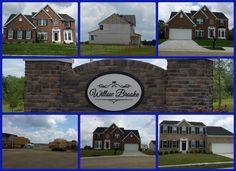 Willow Brooke community of Mason Ohio 45040.  Ryan Homes new construction, but KINGS Schools.