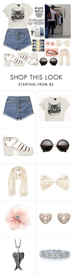 """""""Shopping With Niall!♥"""" by modaforevermoda ❤ liked on Polyvore featuring beauty, Forever 21, Shellys, Forever New, FOSSIL, Reeds Jewelers and Kwiat"""