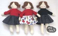 Dolls by emelele