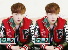 EXO's Showtime - Lay | cr: Vitamin_lu