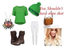 BEN Drowned by yandere-chan1 on Polyvore featuring Topshop, UGG Australia, Zara, Mammut and Lauren Conrad