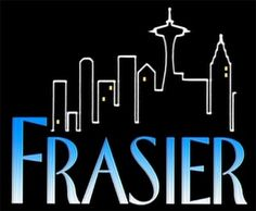 Frasier, 1993-2004  - love watching these reruns