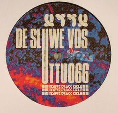 De Sluwe Vos - Insert Track Title  (Unknown To The Unknown) #vinyl #records #vinylrecords #dj #music #Techno