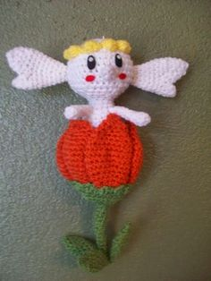 Kat's Creations: Flabebe.  FREE PATTERN 6/14.
