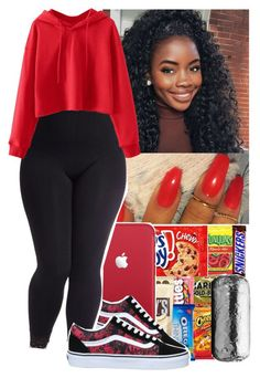 """❤️"" by jasmine1164 ❤ liked on Polyvore featuring Vans and plus size clothing"