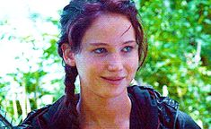 Way worse thing have happened to katness and yet she still smiles more than bella