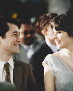 """ I love us.""- 500 Days of Summer"