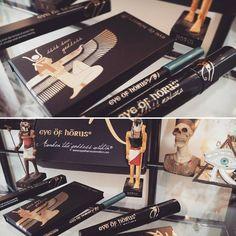 Why haven\'t i discovered this earlier..i ordered this yesterday and it\'s here already �� @eyeofhoruscosmetics #eyeofhorus #awakenthegoddesswithin #eyeofhorusvip #egyptian #egypt #goddess #makeup #cosmetics #teal #eyeliner #mascara #isissungoddesspalette #eyeshadow #palette #isis #ra #horus #egyptiangods #amazing #newproducts #fastpostage #instagood #newfav #inlove #happyhappy ameritrustshield....