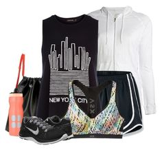 """Working Out"" by alice325 ❤ liked on Polyvore"