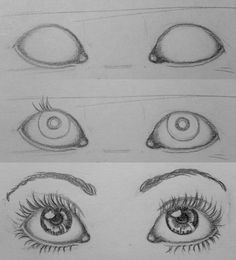 Image search results per drawing of an eye . - Image search results per drawing of one eye … – – Face Dr … - Drawing The Human Head, Drawing Base, Tokyo Ghoul, Easy Drawings, Pencil Drawings, Dr Images, Drawings With Meaning, Drawing People Faces, Drawings For Boyfriend