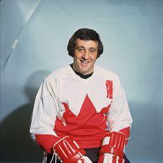 #7 Phil Esposito - Team Canada 1972 Providence Bruins, Phil Esposito, Boston Bruins Hockey, Ice Hockey, Olympic Hockey, Summit Series, Canadian History, Mlb Teams, Nfl Fans