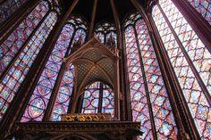 Vitraux de Sainte_Chapelle