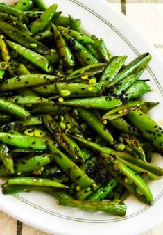 If you love sugar snap peas like I do, you have to try these Spicy Stir-Fried Sugar Snap Peas. And this tasty veggie side dish is easy, low-glucemic, gluten-free, dairy-free, South Beach Diet Phase One, and Vegan! Click here to PIN this tasty recipe so you can make it later! Recently I talked about my…