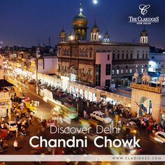 One of the oldest and busiest markets in Delhi, Chandni Chowk remains India's largest wholesale market even today! It is also located only 8 kilometers away from The Claridges!