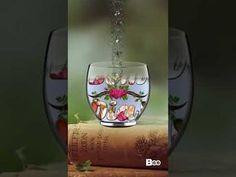 Beautiful Flowers Wallpapers, Beautiful Gif, Lekker Dag, Animated Heart, Good Morning Gif, Diy Mirror, Coffee Love, Flower Wallpaper, Wine Glass
