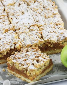 British Cake, Yummy Treats, Yummy Food, Apple Cake Recipes, Polish Recipes, Pumpkin Cheesecake, Food Cakes, Coffee Cake, Cake Cookies